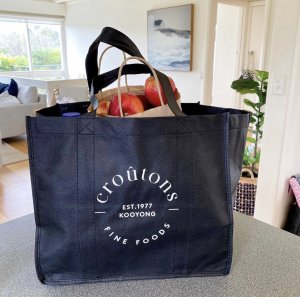 Croutons Fine Foods Reusable Bags