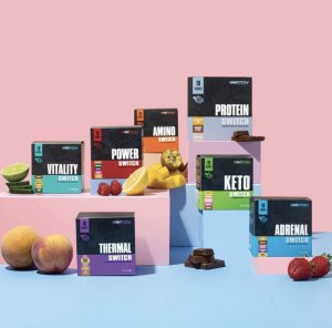 Switch Nutrition Packaging