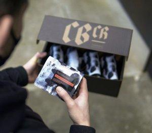 Code Black Coffee Roasters Mailing Box