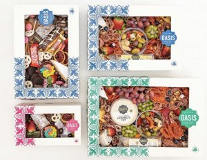 Oasis Bakery Deli Dessert Box